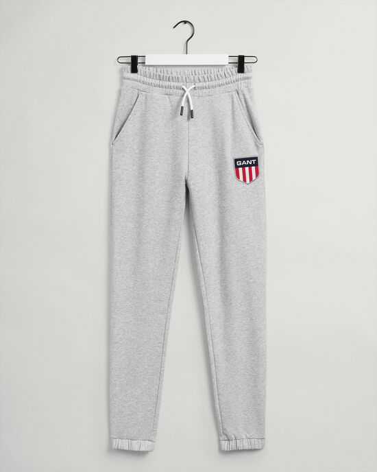 Pantaloni della tuta Retro Shield teen girls